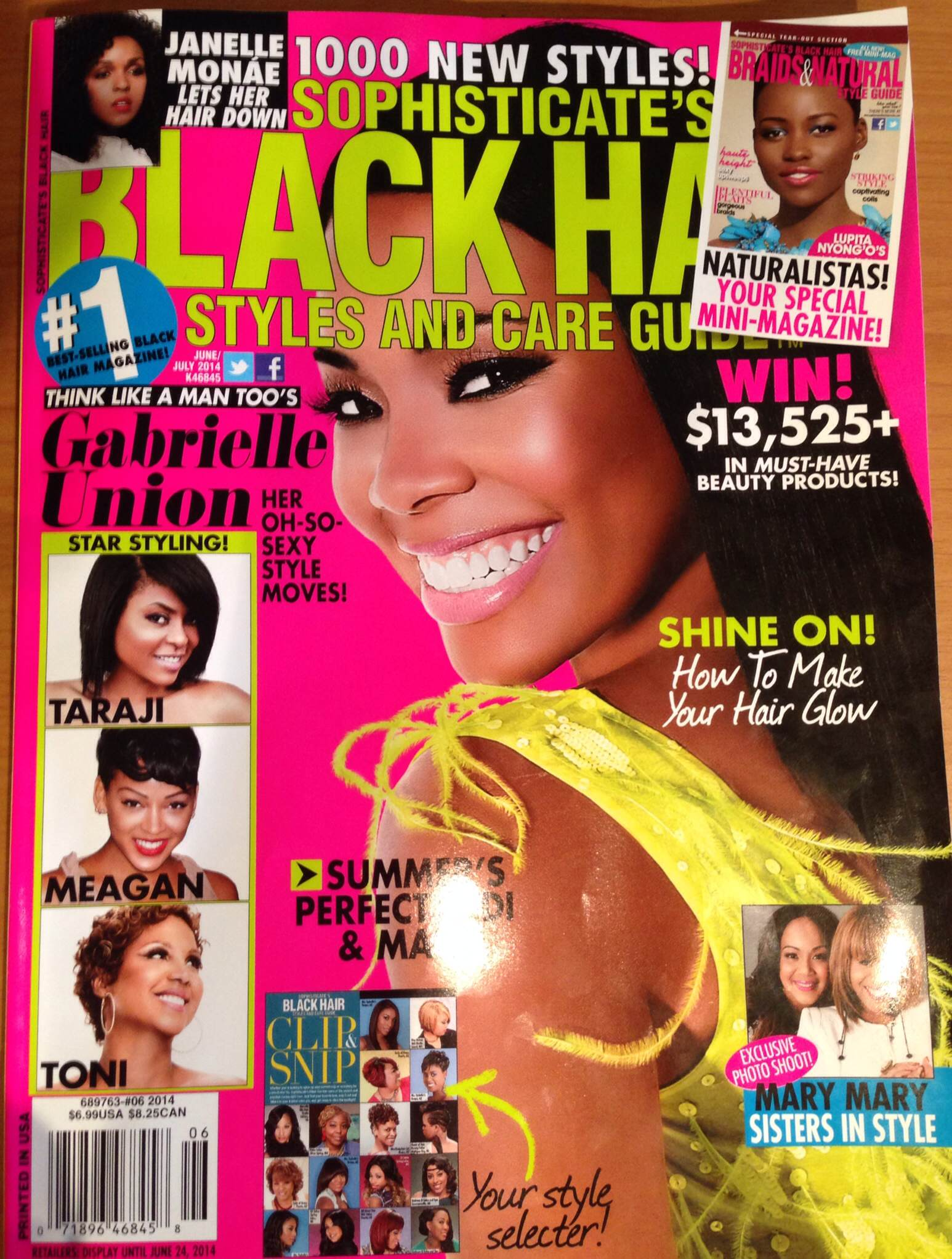 Sophisticate's Black Hair Magazine features Kofi Siriboe and Cedric ...