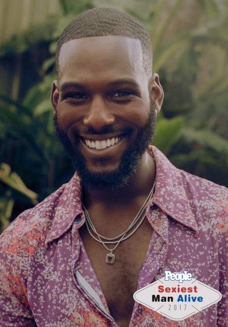 Kofi Siriboe in 2017 Photographer: Micaiah Carter