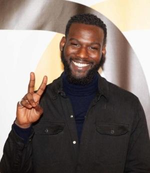 Actor Kofi Siriboe